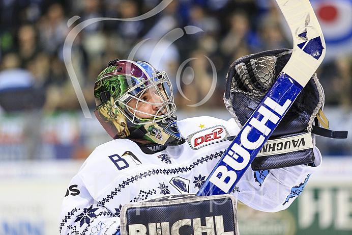 Eishockey, DEL, Saison 2017/2018, ERC Ingolstadt - Adler Mannheim