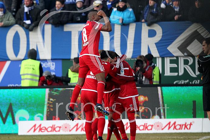 1. BL - Saison 2016/2017 - FC Ingolstadt 04 - HSV