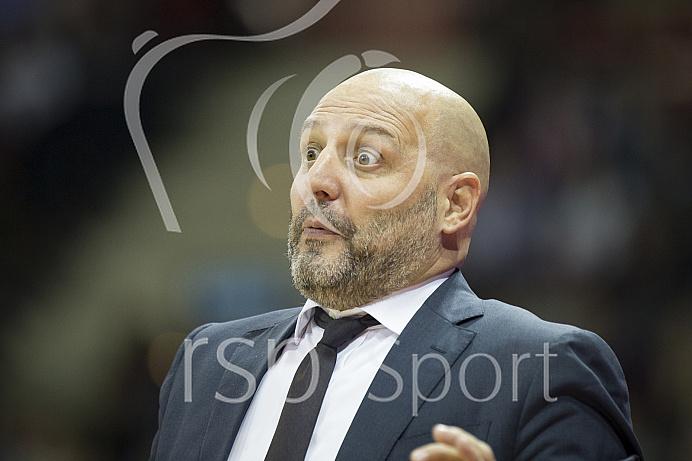 Herren - BBL - Basketball Bundesliga - Saison 2017/2018 - FC Bayern Basketball - Baskets Bonn  -  Foto: Ralf Lüger/rsp sport
