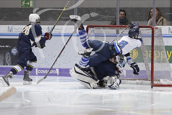 Eishockey - Nachwuchs U15 - Bayernliga - Saison 2019/2020 -  EHC München - ERC Ingolstadt  - Foto: Ralf Lüger
