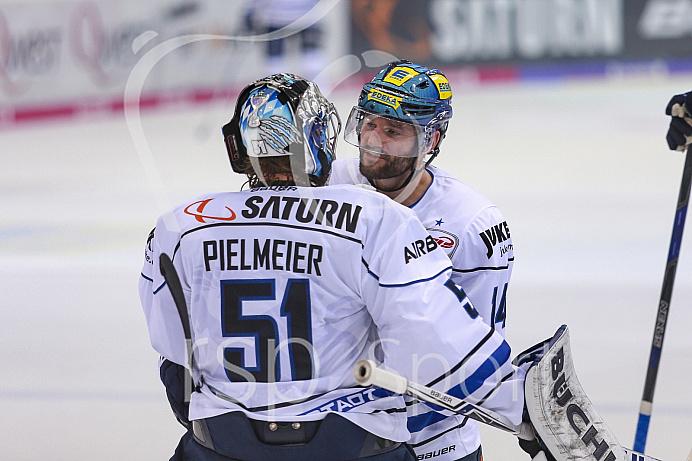 Eishockey, DEL, Saison 2017/2018, ERC Ingolstadt - Augsburger Panther