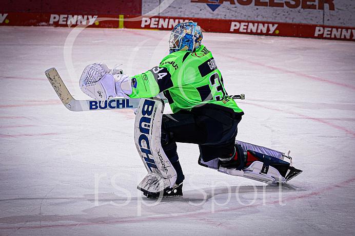 Eishockey - Herren - DEL - Saison 2020/2021 -   ERC Ingolstadt - Straubing Tigers - Foto: Ralf Lüger