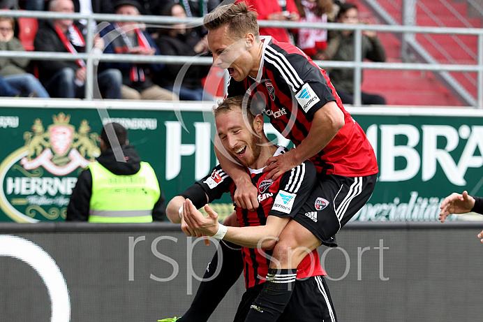 1. BL - Saison 2015/2016 - FC Ingolstadt 04 vs. Borussia Mönchengladbach