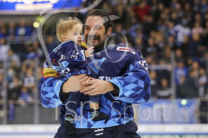 Eishockey - Herren - DEL - Saison 2019/2020 -  ERC Ingolstadt - Schwenningen Wild Wings - Foto: Ralf Lüger