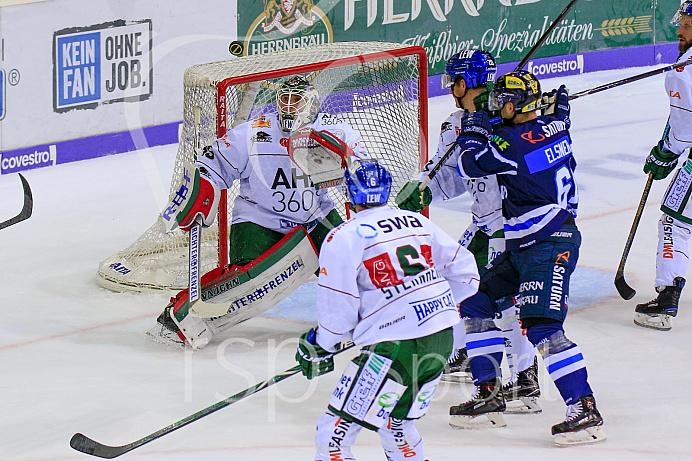 Eishockey, Herren, DEL, Saison 2018/2019, , Spiel 8, 5.10.2018, ERC Ingolstadt - Augsburger Panther, Foto: Ralf L
