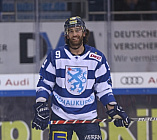 Eishockey - Herren - DEL - Saison 2019/2020 -  ERC Ingolstadt - Straubing Ice Tigers - Foto: Ralf Lüger